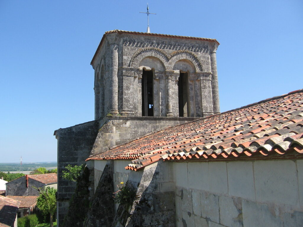 Clocher de l'église Saint-Eulalie